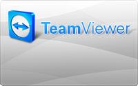 TeamViewer silver logo