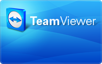 TeamViewer blue logo