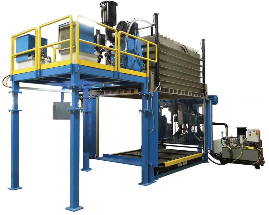 VTI's 460 Gallon Diesel Fuel Tank Helium Leak Test System (HLTS)