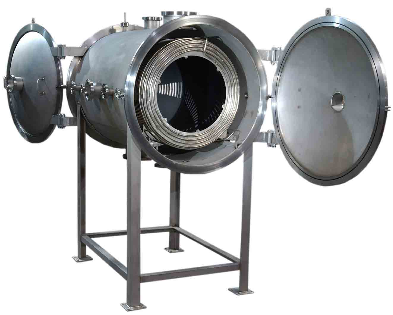VTI's Thermal Processing Chamber with Internal Heat Exchanger
