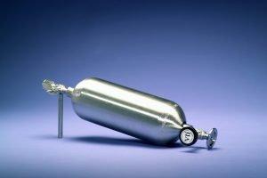 A GPC General Purpose Capillary Leak built by VTI