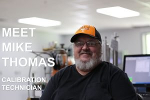 Mike Thomas helps engineers design and build industrial vacuum systems