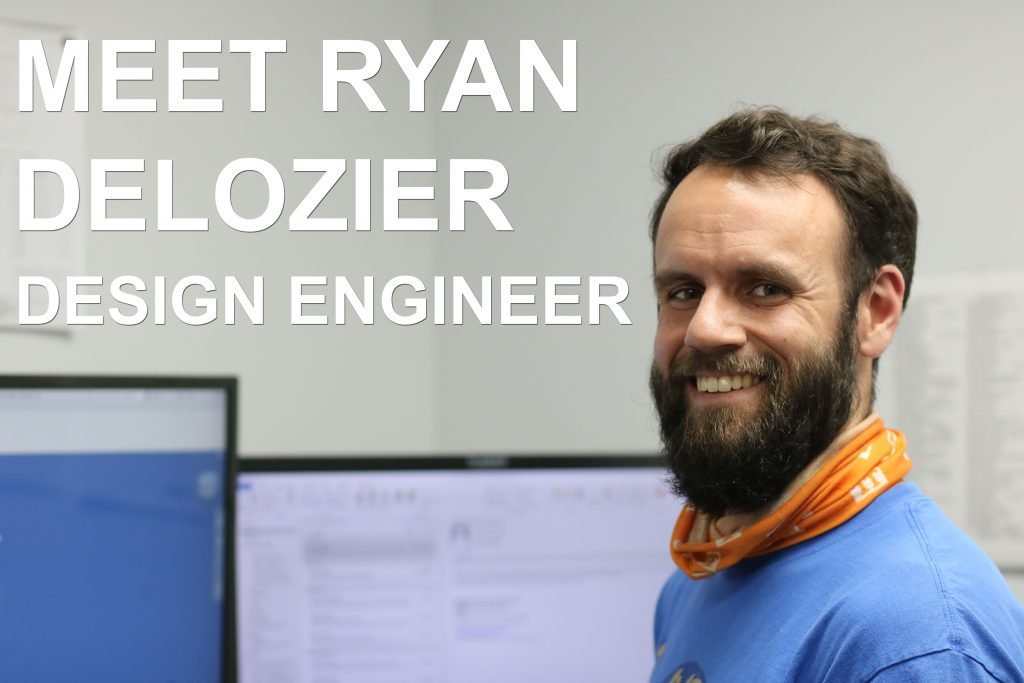 Ryan DeLozier helps pioneer novel alternative leak techniques at Vacuum Technology Incorporated (VTI).