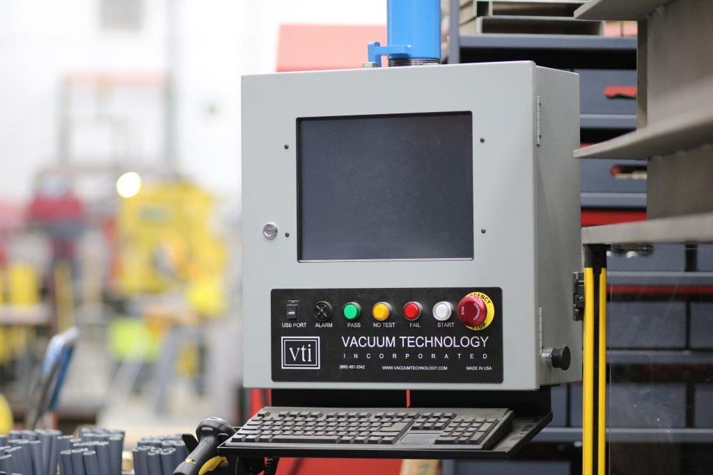 VTI's SmartStations help vacuum operators use industrial vacuum equipment more effectively